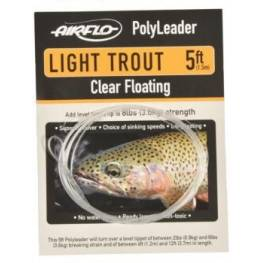 Airflo Polyleader - Light Trout