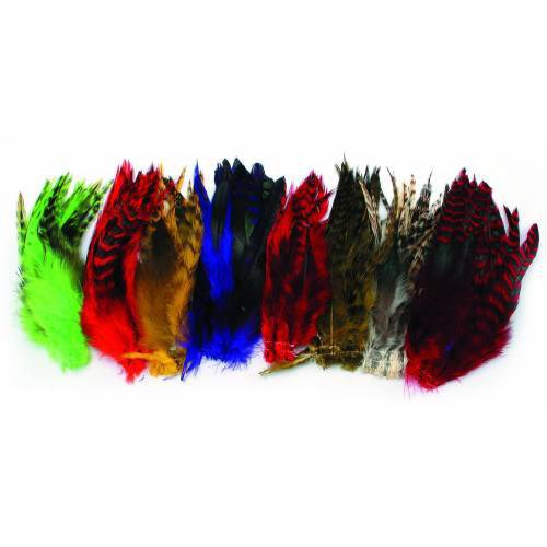 De Charette Grizzly Stream Hackle