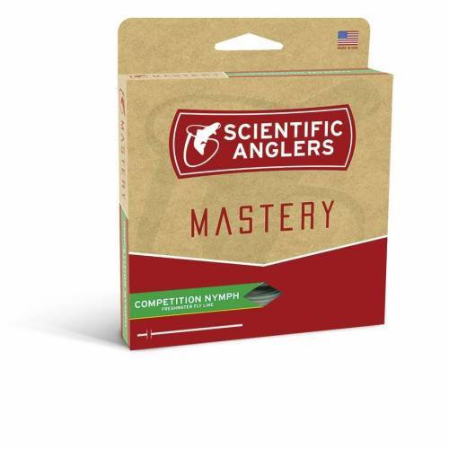 Mastery Competition Nymph Scientific Anglers