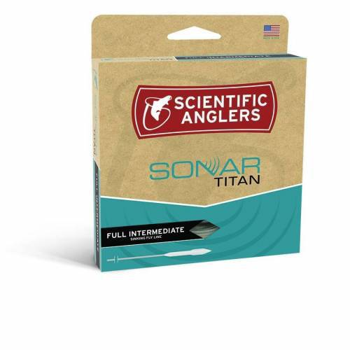 Soie Sonar Titan Full Intermediaire Scientific Anglers