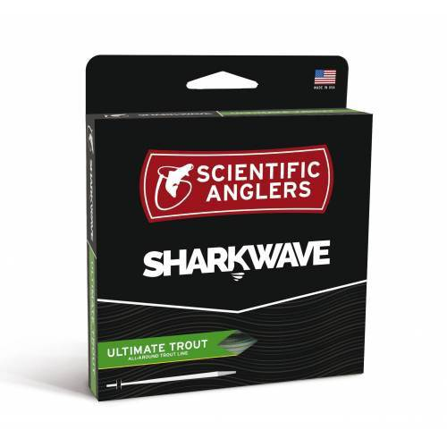 SharkWave Ultimate Truite Scientific Anglers